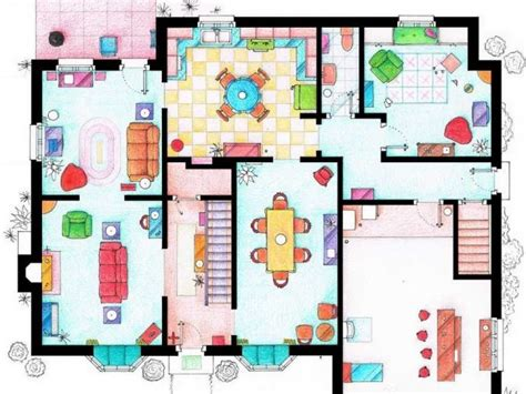 The Simpsons Ot2 It S A Pornography Thread We Were The Simpsons House Floor Plan