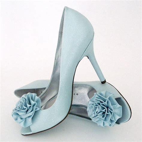 blue wedding shoes a wedding addict glamorous blue wedding shoes