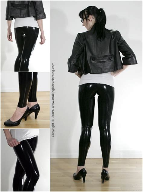 latex rubber tutorial how to make your own latex leggings cosplay tutorial