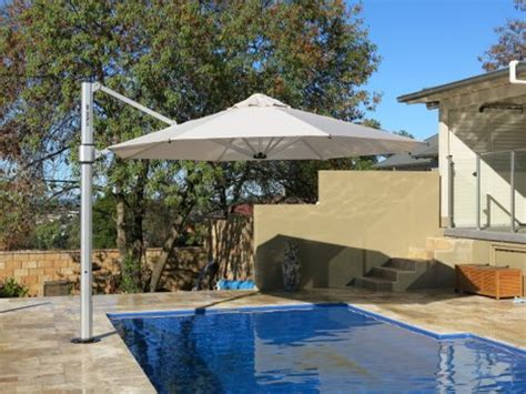 Shade Umbrella Parkes   Central West NSW » Temporary Pool