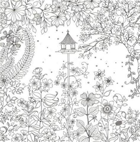 secret garden inky coloring book 秘密花園 韓國版 美術 誠品網路書店