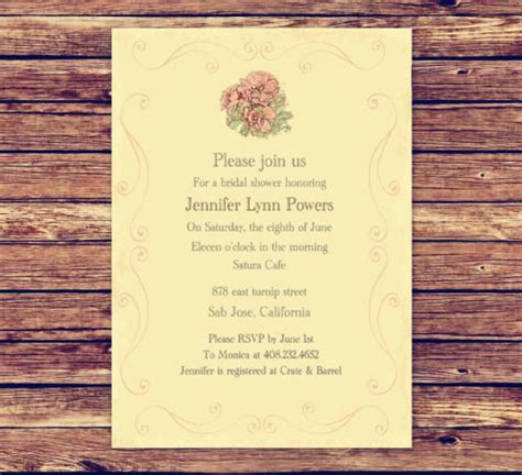 most affordable wedding invitations the most popular bridal shower invitations at