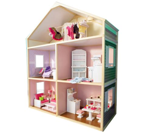 my ag doll house my girl s doll house review the perfect american girl doll house living chic mom