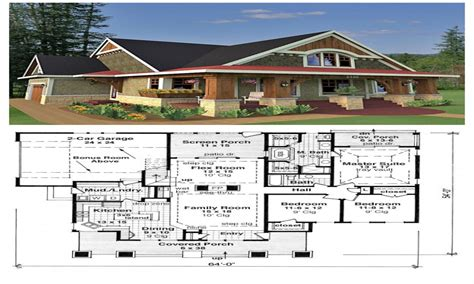 bungalow blueprints small bungalow house plans craftsman bungalow house plans