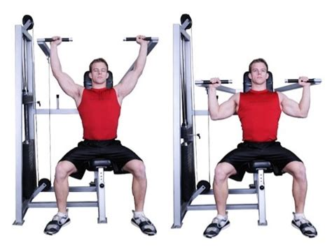 overhead press bench press bench press safety weight lifting guide my strength