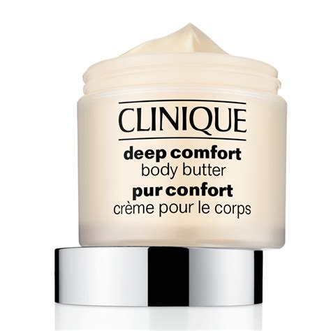 clinique deep comfort body lotion clinique deep comfort body butter 200ml feelunique