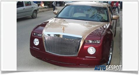 chrysler phantom phantom of the chrysler rolls royce makeover for 300 sedan