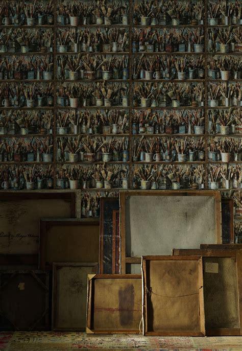 Papier Peint Cabinet De Curiosité by Magasin De Papiers Peints 224 Li 232 Ge Alleur Et Verviers Fayen