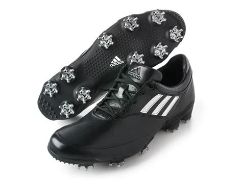 adidas adizero tour golf shoes white black helvetiq
