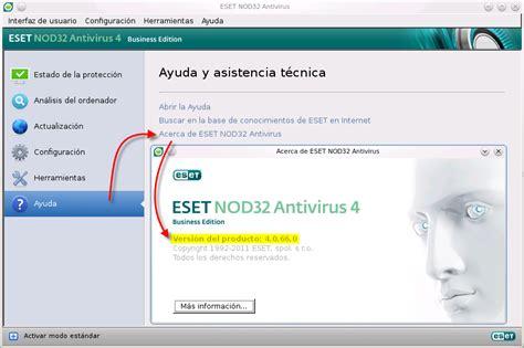 eset ultima version full 191 tengo la 250 ltima versi 243 n de eset nod32 antivirus 4