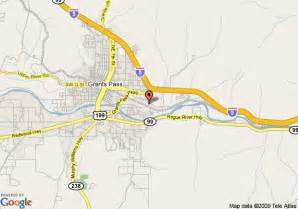 map of inn express grants pass grants pass