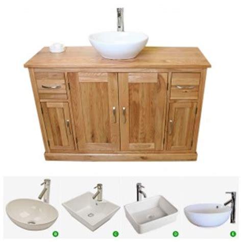 oak bathroom vanity unit oak bathroom vanity units click oak