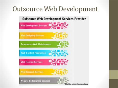 custom web development services provider outsource web
