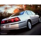 CHEVROLET Impala Specs  1999 2000 2001 2002 2003