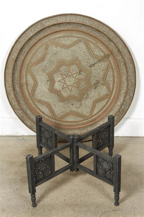 moroccan tray coffee table moroccan brass tray coffee table moroccan trays