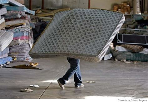 Mattress Recycling Bay Area by Dr 3 Mattress Recycling Recycling Center East Oakland