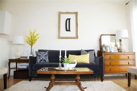 canada old and new living room contemporary with yellow