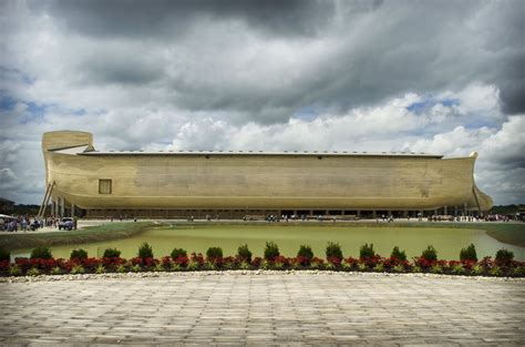 the genesis ark ark encounter opens to the answers in genesis