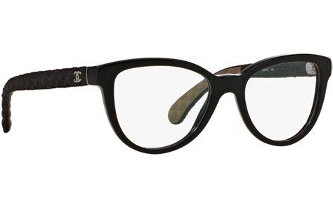 chanel ch3335 c501 52 prescription glasses shade station