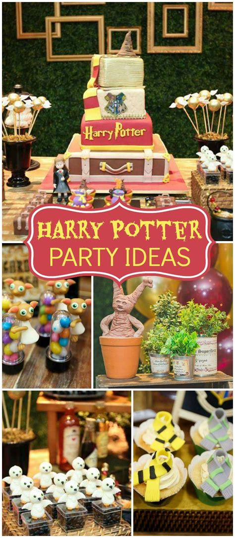 theme exles in harry potter harry potter birthday quot giullia harry potter themes
