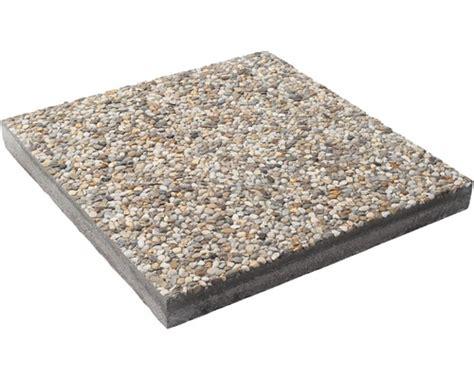 Waschbetonplatten Gewicht 50x50 by Waschbetonplatte 40x40x4 Cm Jetzt Kaufen Bei Hornbach