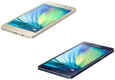 Samsung A5 A3 E5 E7 samsung galaxy a3 a5 e5 and e7 launched in india