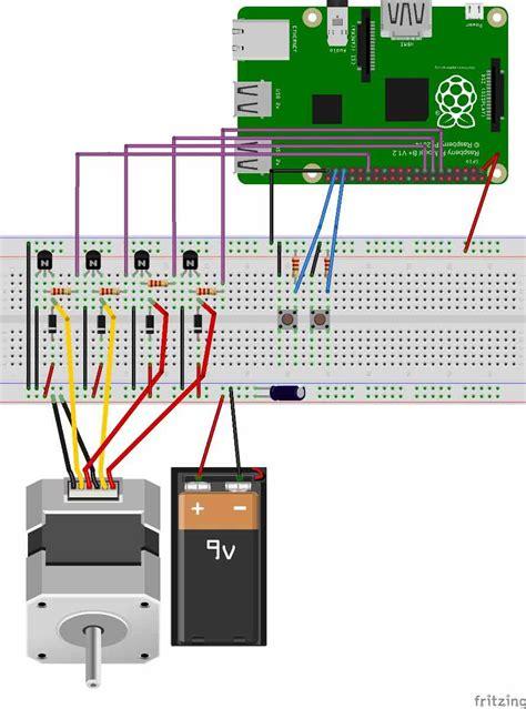 stepper motor controller circuit stepper motor controller driver circuit with circuit
