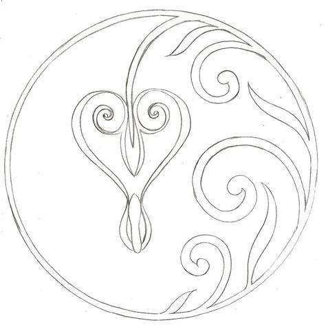 flower heart tattoo designs bleeding flower 4 by metacharis on