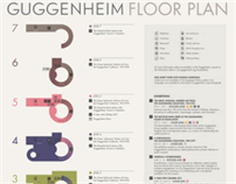 guggenheim floor plan guggenheim museum floor plan on behance