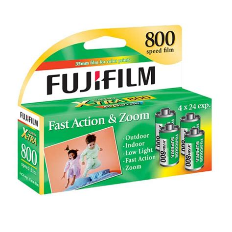 Roll Fujifilm Superia X Tra 800 Isi 24 Exp Fresh 2019 fujicolor superia x tra 800 iso 35mm x 24 exp 4 pack freestyle photographic supplies