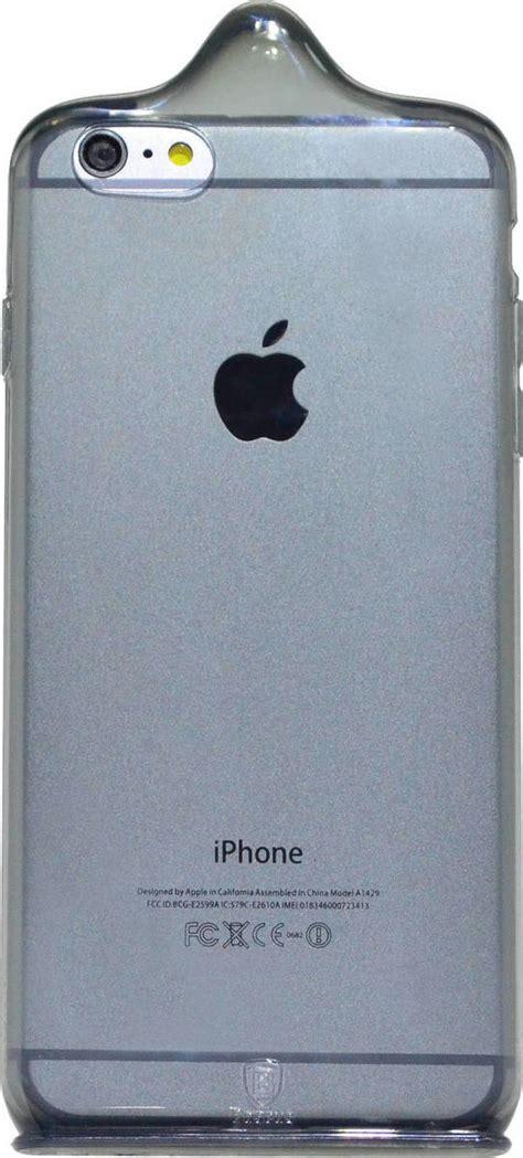 Baseus Icondom For Iphone 6 Plus 6s Plus Blue baseus icondom μαύρη διάφανη iphone 6 6s plus skroutz gr