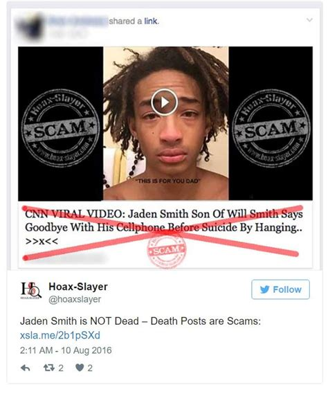 Smith Is Deceased by Image Gallery Jaden Smith Died