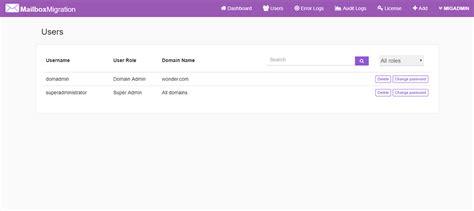 hosting controller mail data migrator email migration