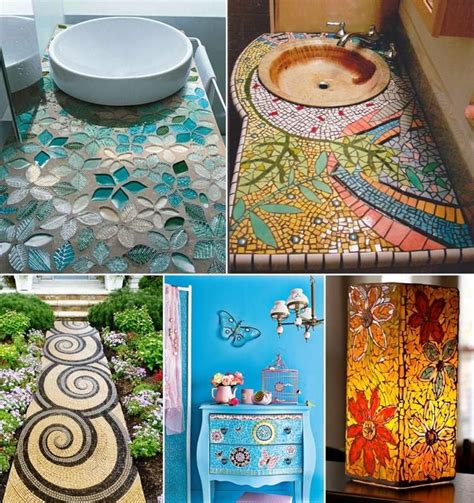 Mosaic Decorations For The Home by 10 Amazing Ideas To Use Mosaics In Home Decor