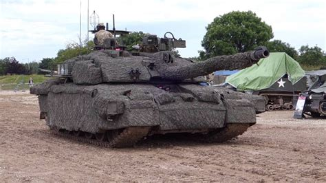 challenger 2 in challenger 2 tank tank 2016