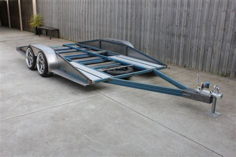 boottrailer bouwen ets trailer build sheetmetal edition engineered to slide