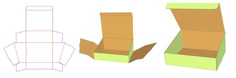 corrugated box template packmage corrugated and folding box packaging