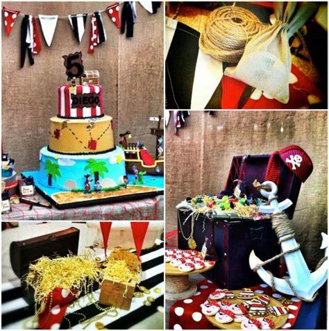 pirate themed birthday decorations kara s ideas pirate themed birthday planning