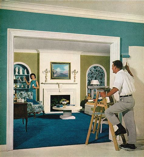 1963 Home Decor by Top 25 Ideas About 1960s Home Decor On Pinterest