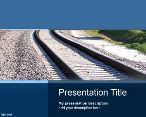 rails templates 17 best images about transportation powerpoint templates
