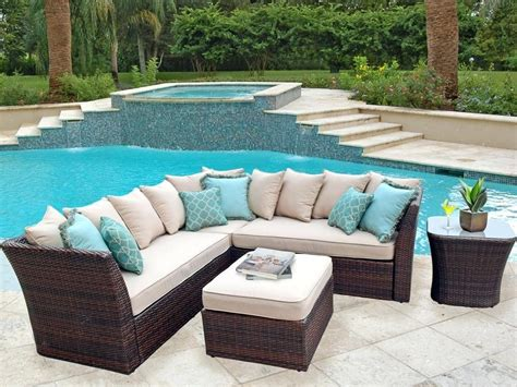 sectional outdoor furniture outdoor patio furniture