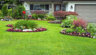 Landscaping Pictures Landscaping Fertilization Irrigation Clean Cut Lawn