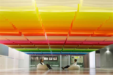 design event japan 100 colors installation by emmanuelle moureaux tokyo