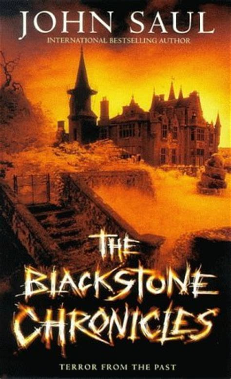 the blackstone chronicles by saul reviews