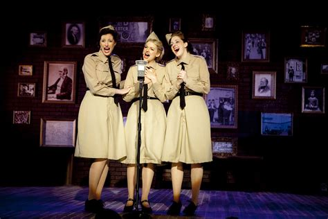 sisters of swing quot sisters of swing the story of the andrews sisters quot at