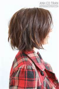 Hairstyles To Do After A Shower by 25 Best Ideas About Shaggy Bob On