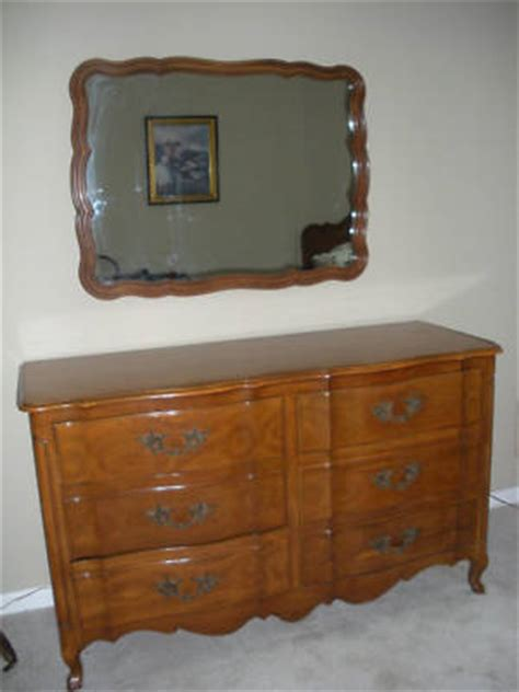 1950 Bedroom Furniture Widdicomb 1950 Provincial Bedroom Set Antique Price Guide Details Page