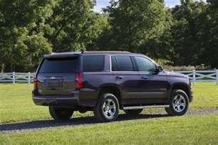 Chevrolet Z71 2015 Chevrolet Tahoe Z71 2015 Suburban Z71 Gm Authority