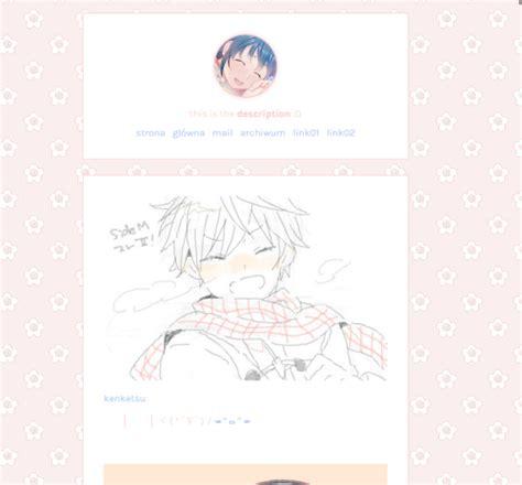 themes cute tumblr cute theme on tumblr