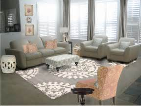 gray living room decorating ideas and with ivory